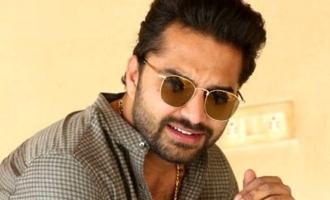 Vishwak Sen turns 'Pagal' for a debut director