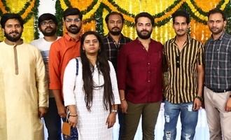 Viswak Sen 'Cartoon' movie Opening