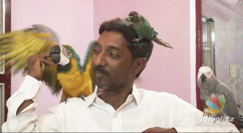 Vishwanath Hegga is like real-life Pakshi Raja of 2.0