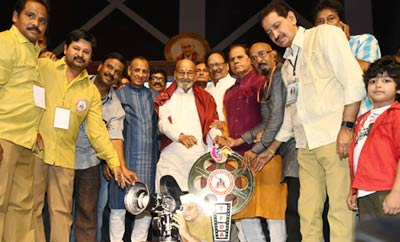 Film Directors Association Felicitates K Viswanath
