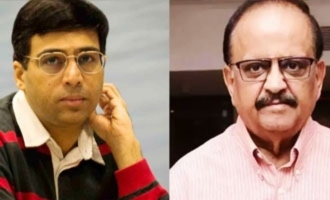 Viswanathan Anand remembers SP Balasubrahmanyam's great help when he was 13