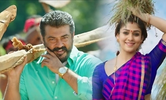 'Viswasam' trailer: Action & anger