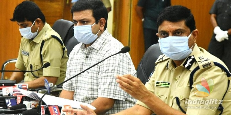 Emission level was high in early hours: Vizag Collector
