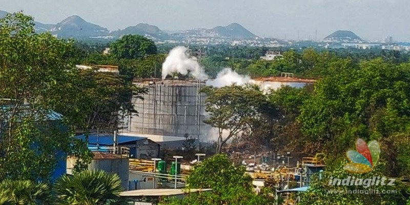 No second round of gas leakage: Vizag DCP East