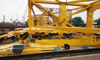 Vizag: Giant crane crash at shipping yard kills 10