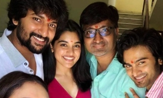 Nani-Sudheer Babu's 'V' wraps up shoot