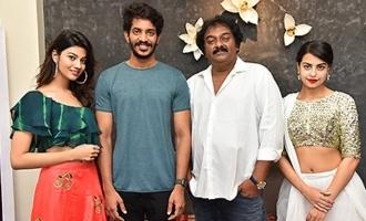 V V Vinayak Launches Edaina Jaragochu Teaser
