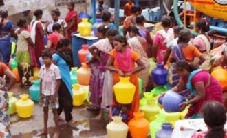 '226 districts in India face water crisis'