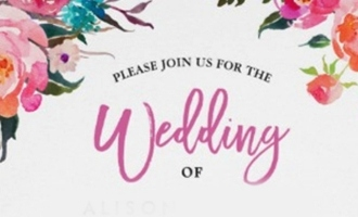 Funny wedding card is going viral