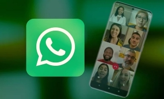 WhatsApp group video chats: 8 users can use it together now!