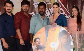 'Where is the Venkatalakshmi' Audio Launch