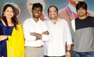 'Whistle' Press Meet