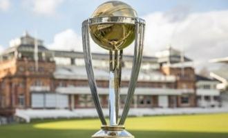 2019 వరల్డ్ కప్కు టీమిండియా జట్టు ప్రకటన