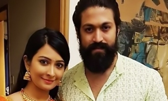 Trolls question 'KGF' actor Yash & wife