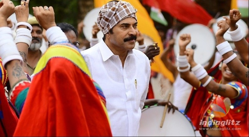 Yatra gets big release: Total count is 970 screens