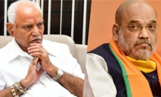 BSY meets with Amit Shah amid resignation rumours