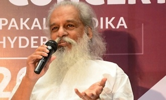 Very happy to be in Hyderabad for concert: Yesudas