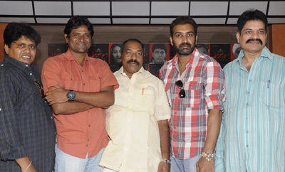 'Yevaru' Press Meet