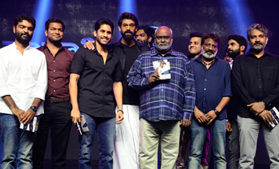 'Yuddham Sharanam' Audio Released