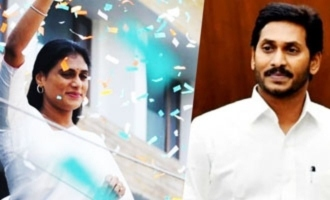 Sharmila political party effect to YS Jagan