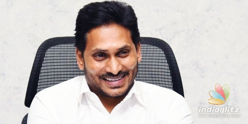 Jaganmohan Reddy rated third best CM in the country by survey