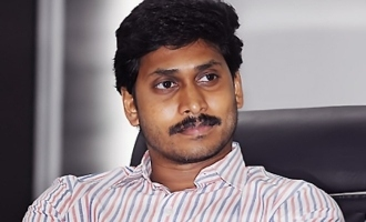 Is that director set to make film on Jagan's victory?