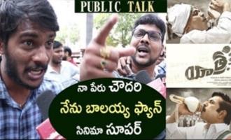 YATRA Public Talk
