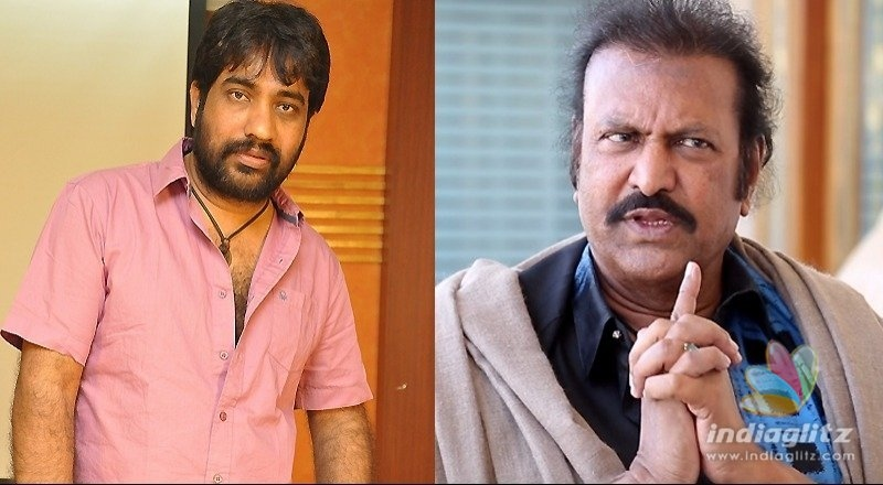YVS slaps legal notice on Mohan Babu