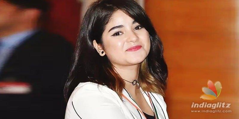Dangal actress quotes Quran to justify floods, locust invasion!