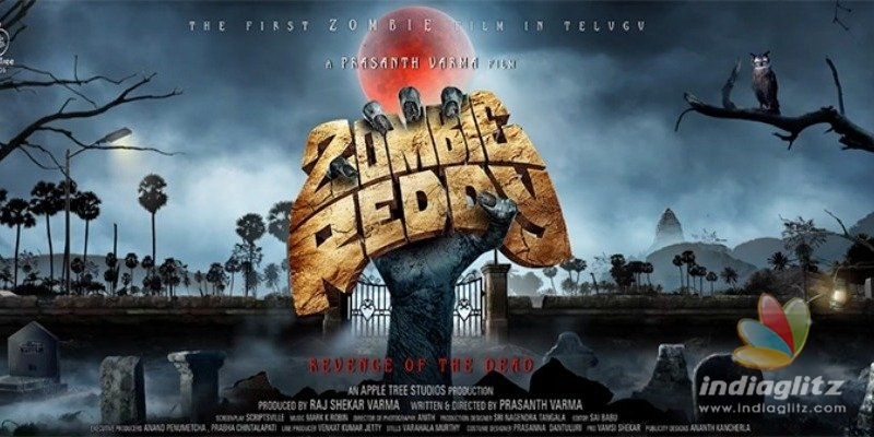 AWE director Prasanth Varmas Zombie Reddy gets a Motion Poster