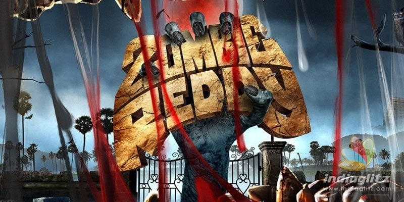 AWE director Prasanth Varma takes Zombie Reddy to dubbing stage