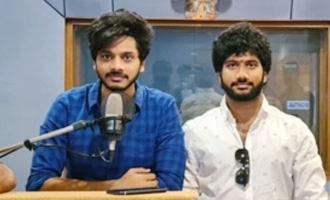 'AWE' director Prasanth Varma takes 'Zombie Reddy' to dubbing stage